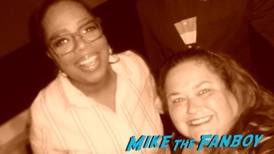Oprah Winfrey meeting fans queen sugar fyc panel 2