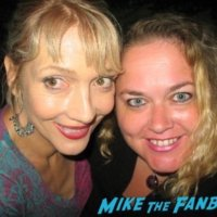 RIP Glenne Headly meeting fans memorial 1