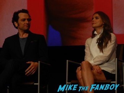 The Americans FYC Panel Keri Russell meeting fans 1