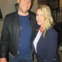 Alanis Morissette meeting fans Transparent FYC Panel 30