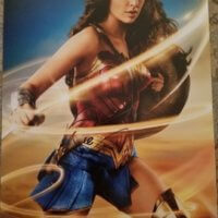 wonder woman signed autograph photo gal gadot wonder woman signed autograph photo gal gadot