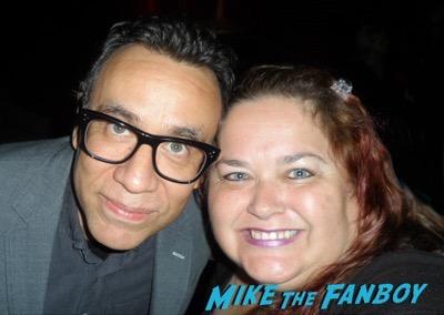 fred armison meeting fans selfie rare