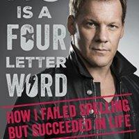 Chris Jericho signed book