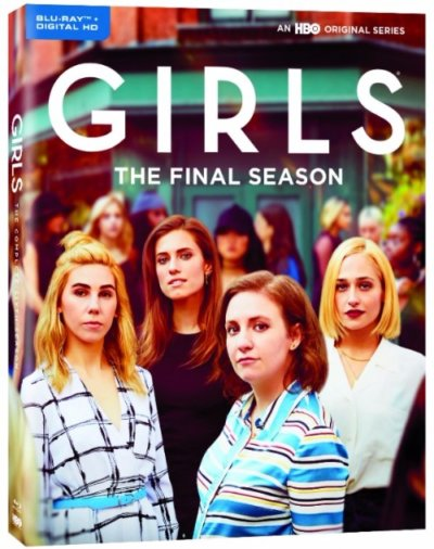 Girls The Complete Sixth Season Blu-ray giveaway
