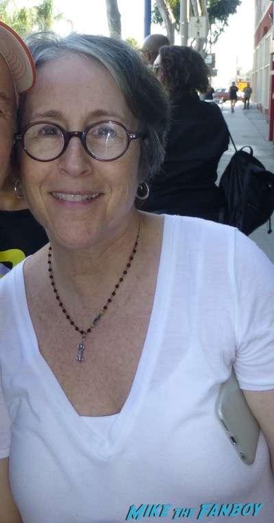 Valerie Landsburg  now fame 2017 reunion