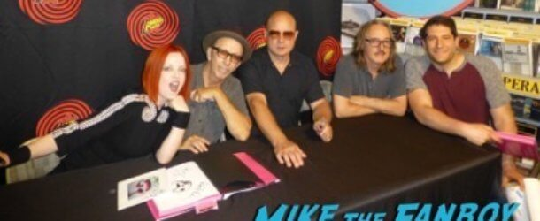 Garbage Amoeba Records book signing meet and greet 19