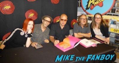 Garbage Amoeba Records book signing meet and greet 19
