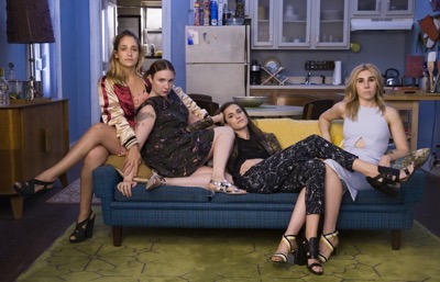 Girls The Complete Sixth Season Blu-ray giveaway