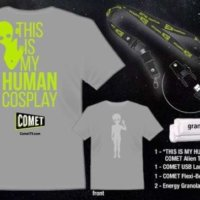 Comet TV Convention Survival Kit giveaway contest