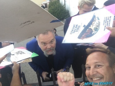 Vincent D'Onofrio Meeting Fans Now 20173