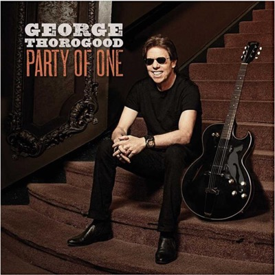 george thorogood signed cd
