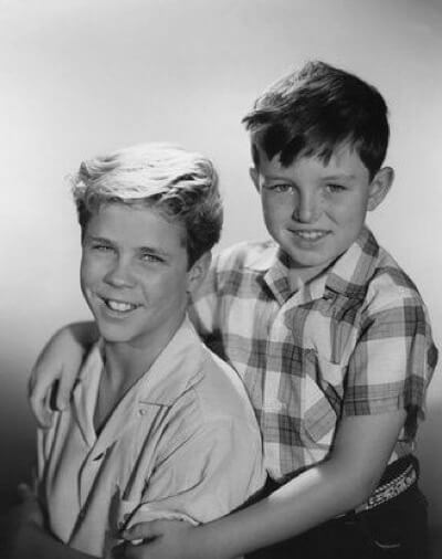 leave it to beaver reunion jerry mathers tony dow 3