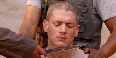 prison break event series review 1