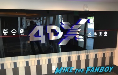 4DX Theater Review 4