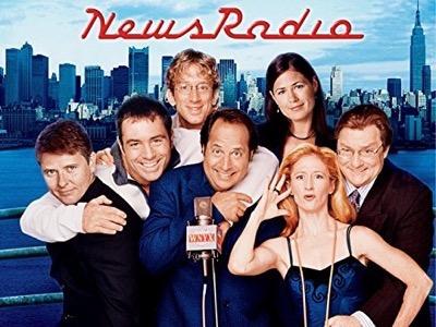 Newsradio cast photo rare dave foley