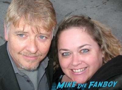 Dave Foley meeting fans