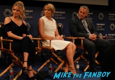 Episodes Paley Center Panel matt leblanc meeting fans 3