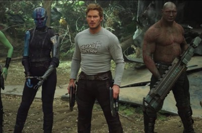 Guardians of the galaxy vol 2 4k uhd review 11