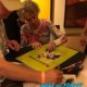 tippi hedren signed Nebraska poster signing autographs meeting fans hollywood show