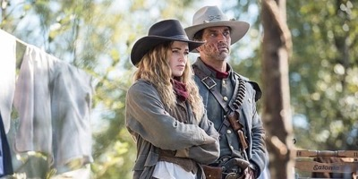 Legends of Tomorrow: The Complete Second Season Blu-ray review 1