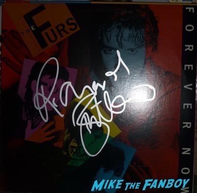 Richard Butler Signed autograph psychedelic furs lp album psa