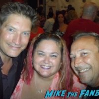 Sean Kanan meeting fans hot sexy photo
