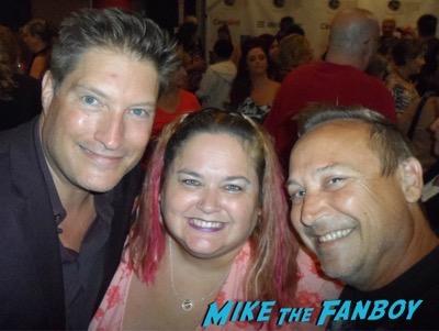 Sean Kanan meeting fans hot sexy photo
