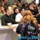 The Big Bang Theory SDCC Autograph Signing Kaley Cuoco Johnny Galecki 2
