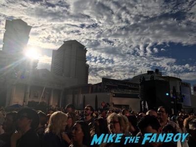 The Killers Jimmy Kimmel Live Las Vegas concert 1