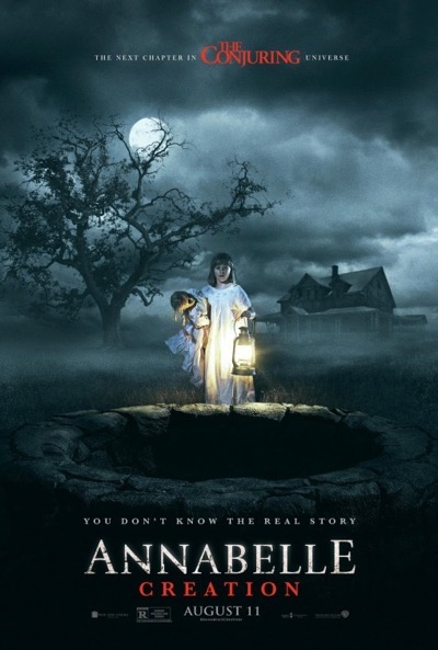 annabelle creation movie poster one sheet