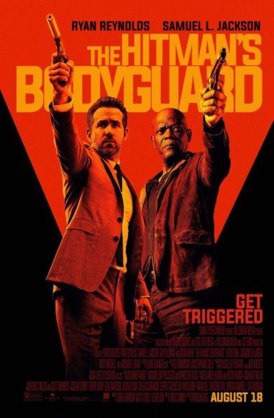 Hitman's Bodyguard poster one sheet