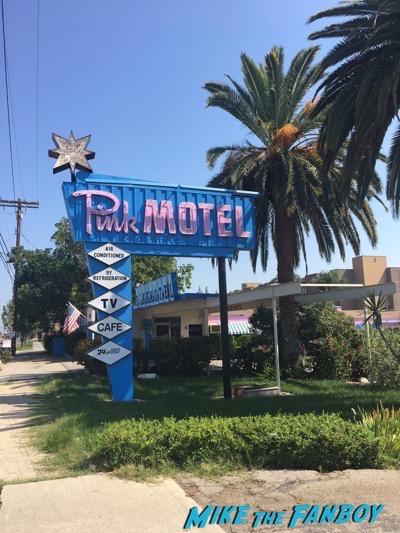 pink motel glow