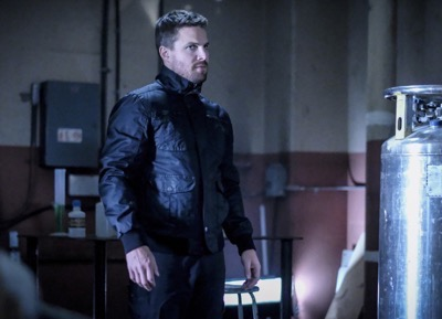 Arrow: The Complete Fifth Season Blu-ray review 1