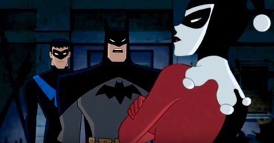 Batman and Harley Quinn Blu-ray review 7