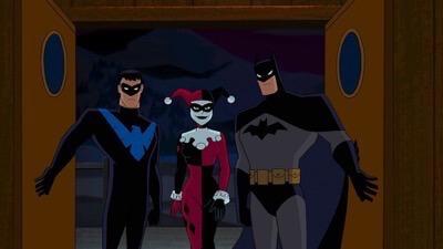Batman and Harley Quinn Blu-ray review 8