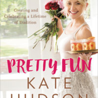 Kate Hudson Pretty Fun signed book