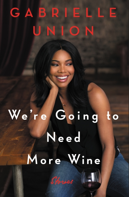 Gabrielle Union signed book autograph