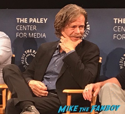 Shameless Paley Center panel q and a 3
