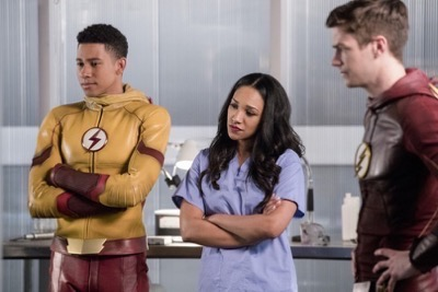 The Flash: The Complete Third Season blu-ray review 1