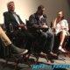 The Meyerowitz Stories Q and A Dustin Hoffman Adam Sandler meeting fans 3