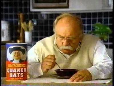wilford brimley quaker oats