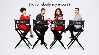 will and grace new promo poster