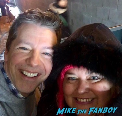 sean hayes will and grace cast meeting fans debra messing 2