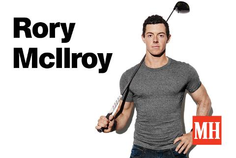 Rory McIlroy hot sexy men's health