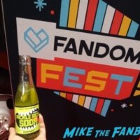 Ever wanted to taste your favorite fandom? Fandom Fest is giving NYCC attendees a chance to taste.... Rick and Morty (if you like to drink pickle juice, this one's for you!) The Walking Dead (Lucille never tasted so good) Stranger Things (waffles upside down are just as tasty) The Last Jedi (how am I supposed to bite into the cuteness of this porg!?!??) Tickets for tastings are given out first thing in the morning and they go fast!! Fandom Fest is also printing up t-shirts and the totes with designs inspired by Star Wars, Wonder Woman, Game of Thrones and more. Great Hera! Wonder Woman shirts were the post popular choices so far! Fans could also visit the gaming lounge which is a nice break from the chaos. Any place you can sit down is a great break! They're also a part of the NYCC Live stage which will have interviews with the casts of ..... Definitely a lot of fun and a great way to satisfy your sweet tooth (well, not if you pick the pickle juice!) Find them at booth Xxxx this weekend at NYCC!!