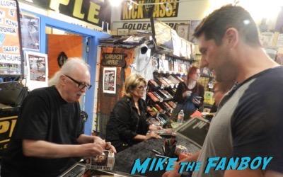 John Carpenter Golden Apple Book signing 2017 13