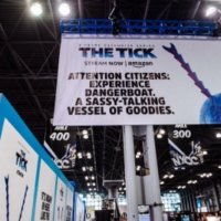 The Tick Booth Nycc