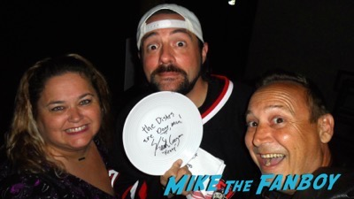 kevin smith meeting fans