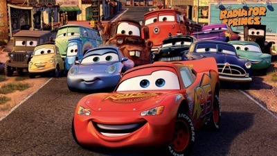 Cars 3 blu ray review 1