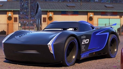 Cars 3 blu ray review 1Cars 3 blu ray review 1